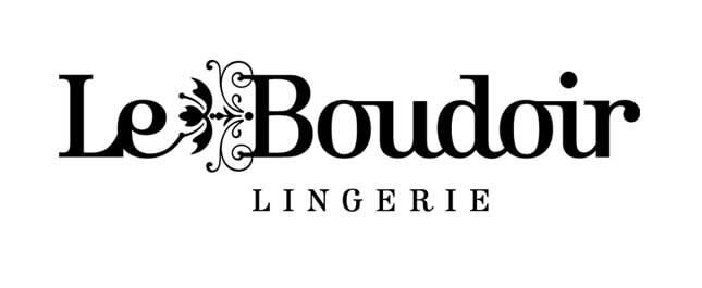 logo Le boudoir lingerie Bulle