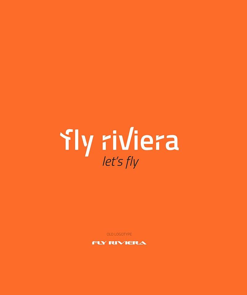 Logo flyriviera relookage